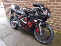 Sachs XTC 125cc Rare Super Sport Motorbike with MOT