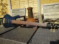 Spector Bass Guitar 5 String NS5CRFM Made in Czech Republic