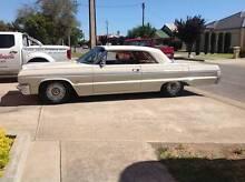 1964 Chevrolet Impala Pillar-less Coupe 327 SS .Auto $35,990 Royal Park Charles Sturt Area Preview