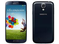 Samsung galaxy s4. 16gb. Blue. Unlocked. £105 fixed price