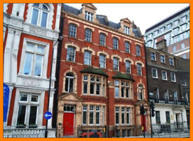 Luxury Office Space in BLOOMSBURY | (2-50 Person Offices)