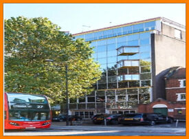Luxury Office Space in London - EDGWARE ROAD   (2-50 Person Offices)