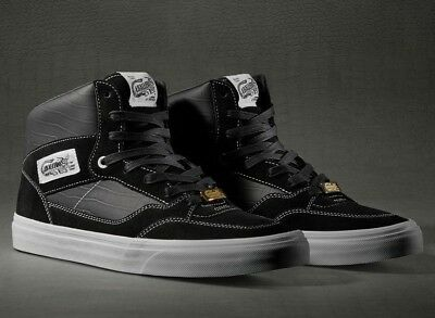5adc0b3499 VANS Full Cab black suede leather Steve Caballero US Mens12 DS VN0A3JIDP8Q