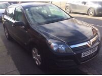 2007 Vauxhall Astra taken in PX drives flawless but needs starter motor 12m MOT £850!! PX?/SWAP