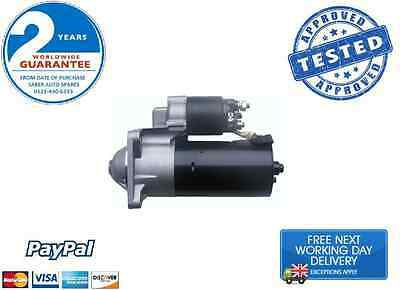 BRAND NEW STARTER MOTOR FOR LDV MAXUS AND LTI TX4