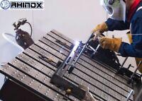 soudure reparation fabrication stainless aluminium acier