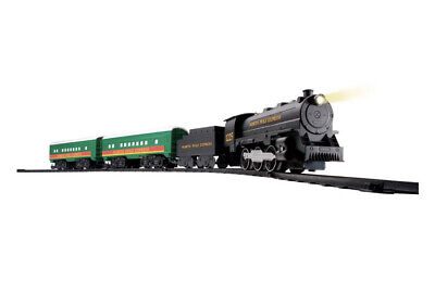 EzTec North Pole Express Christmas Train Set Battery Operated Classic Toy NEW