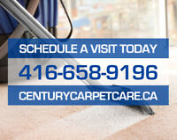 CARPET TILE UPHOLSTERY CLEANING SPECIAL *CALL 416-658-9196*