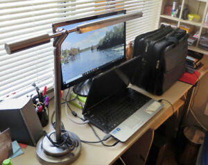 Computer Desk Lamp, Laptop Reading Light
