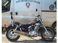 FAIR CONDITION 1995 YAMAHA XV535 VIRAGO, 22012 MILES, PART EX BARGAIN