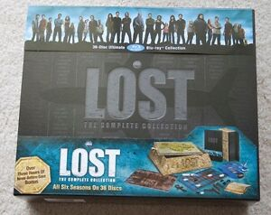 Looking for the LOST Blu Ray Collection! (North American Discs)