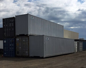 40' Container Used Painted
