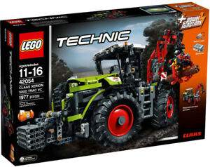 Lego Technic 42054 Claas Xerion 5000 Trac VC Neuf