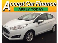 Ford Fiesta FROM £41 PER WEEK!