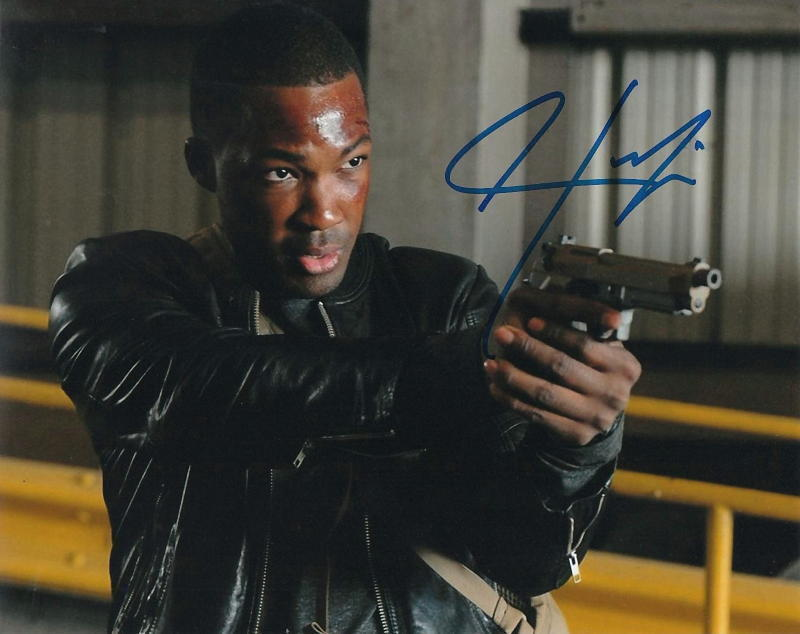 COREY HAWKINS.. 24 Legacy's Eric Carter - SIGNED