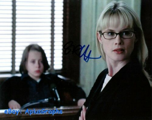 STEPHANIE MARCH.. Law & Order: SVU - SIGNED