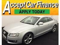 Audi A5 2.0TDI ( 168bhp ) 2010MY quattro Sport FROM £67 PER WEEK!