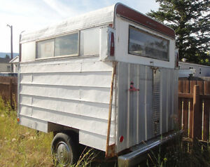 Covered Trailer, Trade for Car Hauler