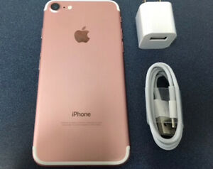 32g Rose Gold IPhone good condition