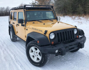 2013 Jeep Wrangler Rubicon (Fully Loaded)