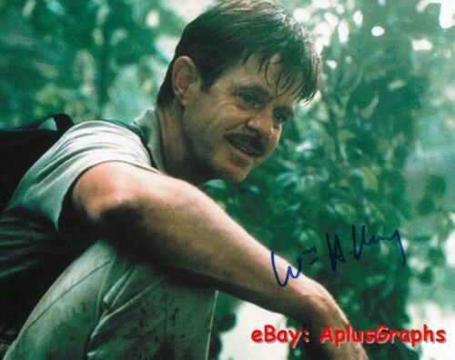 WILLIAM H. MACY.. Jurassic Park lll - SIGNED