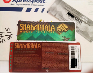 Shambhala Ticket