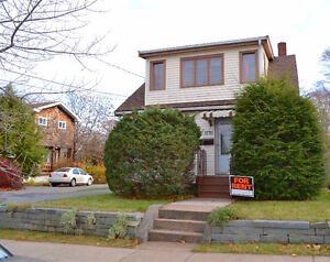 4 BEDROOM HOME IN SOUTH END HALIFAX NEAR PT. PLEASANT PARK