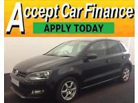 Volkswagen Polo 1.2 .FROM £22 PER WEEK.