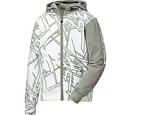 Polaris Youth Girl's Cracked Race Hoodie - L (286604106)