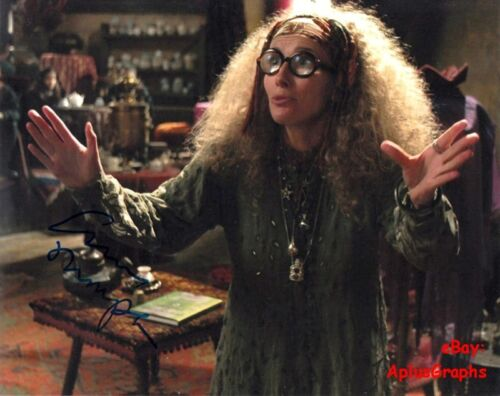 EMMA THOMPSON.. Harry Potter's Professor Trelawney - SIGNED