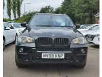 2008 BMW X5 3.0 D M SPORT 5d 232 BHP All Terrain Diesel Automatic