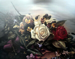 FOREVER/BY ANN VAN MEYL/CANADA'S FOREMOST FLORAL ARTIST