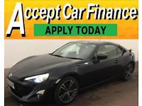 Toyota GT86 FROM £77 PER WEEK !