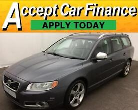 Volvo V70 2.0 D3 ( 163ps ) 2011MY R-Design SE FROM £38 PER WEEK !