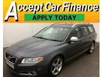 Volvo V70 2.0 D3 ( 163ps ) 2011MY R-Design SE FROM £41 PER WEEK !