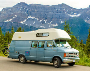 Dodge RAM Conversion (Dream-) Van