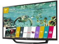 "LG 49"" 4K UHD Smart TV, builtin WiFi & Freeview, Brand new with box"