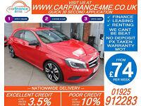 2014 MERCEDES A200 CDI BLUEEFFICENCY SPORT GOOD BAD CREDIT CAR FINANCE FR 74 P/W