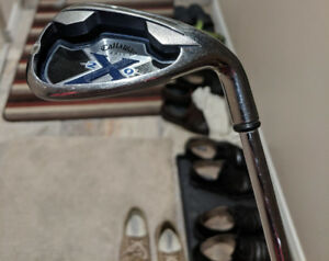 Callaway X20 9-iron - Right Handed. Great condition. Found it.