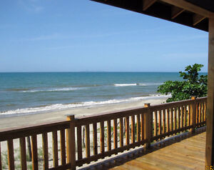 Beachfront Paradise in Sambo Creek, Honduras For Sale or Rent