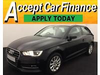 Audi A3 2.0TDI ( 150ps ) ( 13MY ) 2013MY SE FROM £46 PER WEEK!