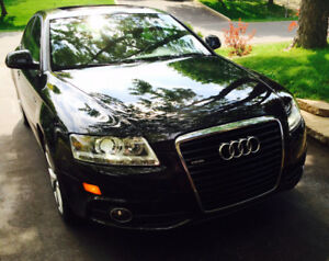REDUCED ! Audi A6 ,2011 Quattro S-line in great condition,