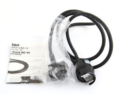 Шнуры для синхронизирования Nikon SC-14
