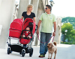 StrollAir Huge Warehouse Sale Single, Twin Double Baby Stroller