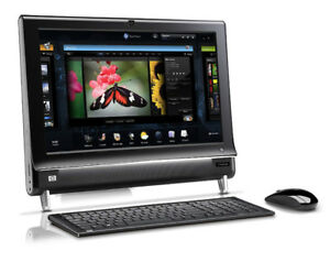 "HP TouchSmart 300-1020 PC All in One / 20"" Touch / 500G / 2.7GHz"