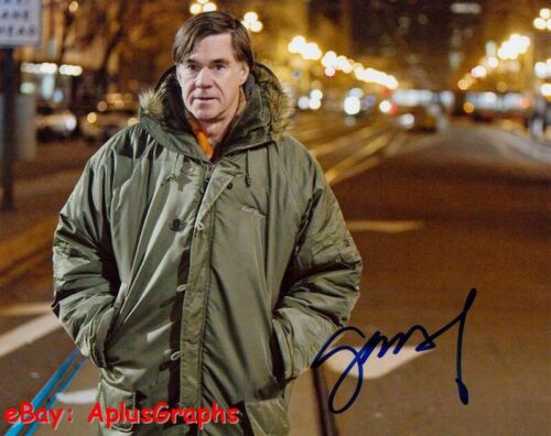 GUS VAN SANT.. My Own Private Idaho Director - SIGNED