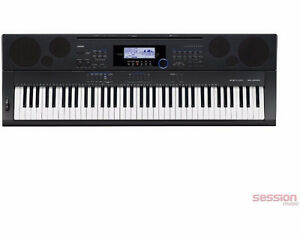 Casio 76-Key Electric Keyboard (WK-6600) - Black