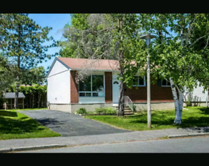 Large Basement in a Bungalow for rent in Kanata