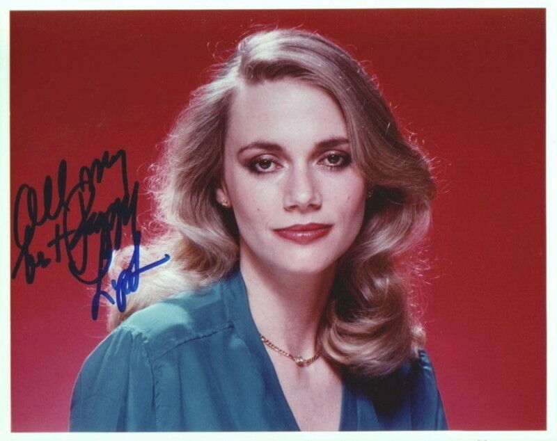 PEGGY LIPTON.. Alluring Actress (Mod Squad) SIGNED