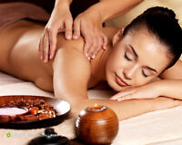 Special! New Masseuse! 20% Off ALL TYPES OF MASSAGE